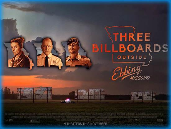 Three Billboards Outside Ebbing, Missouri Auszeichnungen