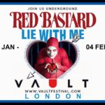 Review Red Bastard : Lie With Me, The Vault Festival by Hannah Goslin