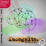 Review Incognito, Theatre Through The Telescope, USW by Kevin Johnson