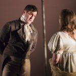 Review Eugene Onegin at Theatr Brycheiniog by Roger Barrington