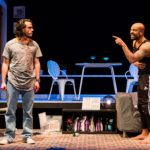Audio Review The Motherf***ker with the Hat at the Sherman Theatre by Roger Barrington
