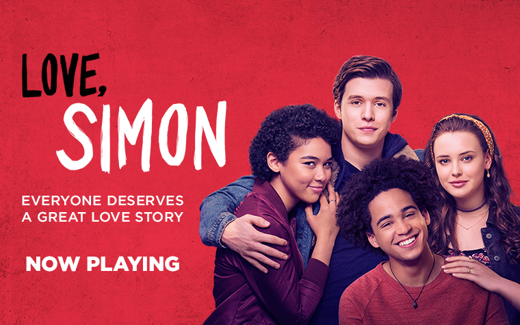 Review Love Simon By Kevin Johnson Get The Chance