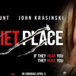 Review A Quiet Place by Jonathan Evans