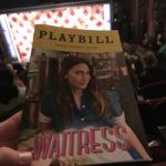 Review: Waitress Musical #NYC 2nd March 2018 by Patrick Downes