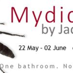 "Subtitled Video Review of ""The Mydidae"" at The Other Room by Roger Barrington"