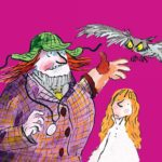 Review, Awful Auntie, Gemma Treharne-Foose