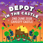 Depot in the Castle 2018 by Barbara Hughes-Moore