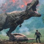Review Jurassic World: Fallen Kingdom by Jonathan Evans