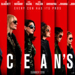 Review Ocean's 8 by Jonathan Evans