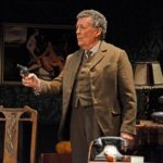 "Review  ""Sherlock Holmes – The Final Curtain"" at The New Theatre, Cardiff by Roger Barrington"