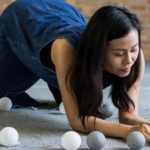 Review, DOTS by Annie Cheung, Camden Fringe, The Lion and Unicorn by Hannah Goslin