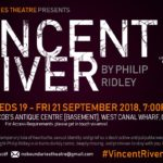 """Preview with Interview of """"Vincent River"""" at Jacobs Market, Cardiff 19-21 September 2018"""