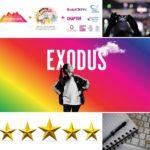 Gweithdy Beirniaid Exodus, am ddim/Free Exodus Critics workshop