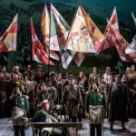 Video Captioned Review of the WNO's War and Peace by Roger Barrington
