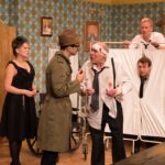 "Review of Joe Orton's ""Loot"" at the Coliseum Aberdare by Roger Barrington"