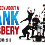 The Comedy About A Bank Robbery, New Theatre Cardiff by Barbara Hughes-Moore
