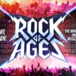 Rock of Ages, New Theatre Cardiff by Barbara Hughes-Moore