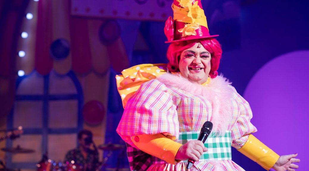 Review Dick Whittington: The Puuurfect Rock 'n' Roll Panto Theatr Clwyd by  Donna Poynton - Get The Chance