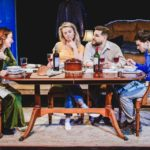Review Blue, Chippy Lane Productions, Chapter Arts Centre By Kevin Johnson