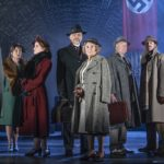 Review The Lady Vanishes,The Classic Thriller Theatre Company by Donna Poynton.