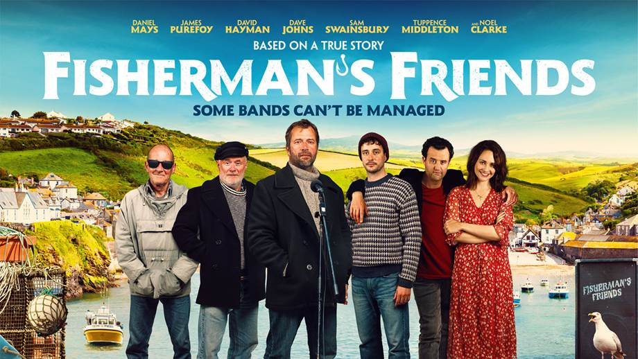 Review Fisherman's Friends by Jonathan Evans - Get The Chance