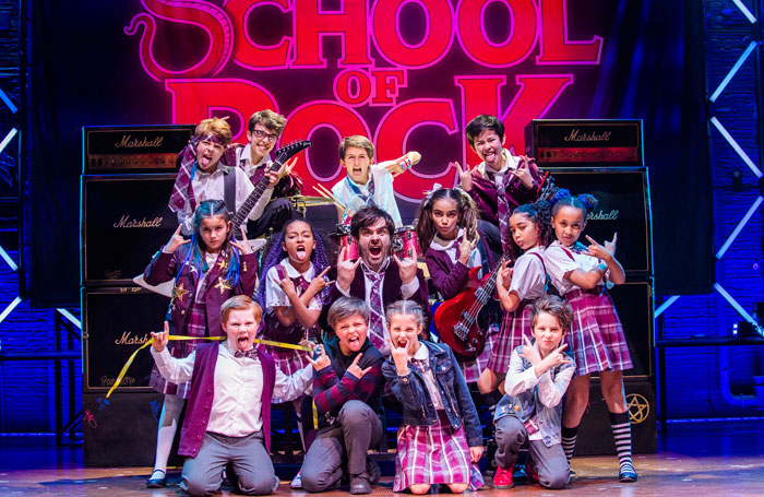 Review School Of Rock London 25th May 2019 By Patrick