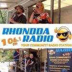 Radio Rhondda Visits The Rhondda Fach By Ann Davies