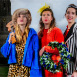 Review: A Wake in Progress, Fine Mess Theatre, Edinburgh Fringe Festival By Hannah Goslin
