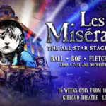 Review of Les Misérables  – the concert @ Gielgud Theatre london by Patrck Downes