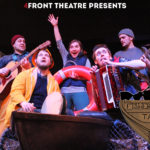 Review: Fisherman's Tails, 4Front Theatre, Edinburgh Fringe Festival, By Hannah Goslin
