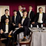 Review Posh, Joe Prentice Productions Limited, Theatr Clwyd By Karis Clarke