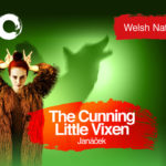 Review The Cunning little vixen, WNO by Eva marloes