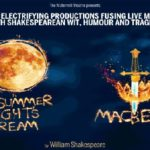 REVIEW Watermill Theatre's A Midsummer Night's Dream, New Theatre Cardiff by Barbara Hughes-Moore