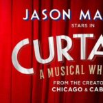 REVIEW Curtains (UK Tour), New Theatre by Barbara Hughes-Moore