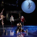 Dyma Adolygiad The Snow Queen Theatr y Sherman Gan Lowri Cynan Review The Snow Queen, Sherman Theatre By Lowri Cynan in the Welsh Language