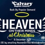 Review Heaven On Their Minds at Christmas by Rhys Payne